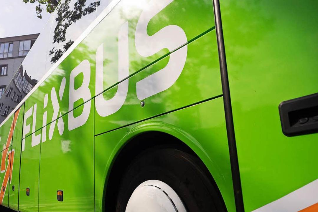 Flixbus stellt Routen vor  | Foto: FlixBus DACH GmbH