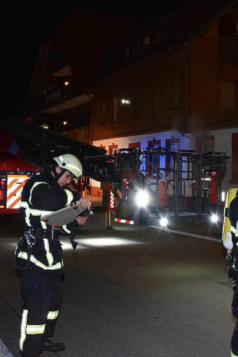 Nach dem Brand in Breitnau  | Foto: kamera24