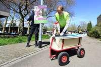 Manfred Kröber will im OB-Wahlkampf für Gegenwind sorgen