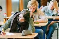 Nach der verschobenen Deutsch-Abschlussprüfung gibt es viel zu organisieren