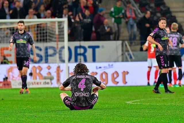 Raus aus der Opferrolle: Der SC sollte wieder besser Fußball spielen
