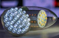 Die Stadt möchte noch nicht die gesamte Straßenbeleuchtung auf LED umstellen
