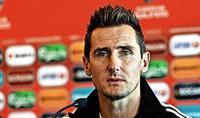 Bayern München will Miro Klose als Nachwuchscoach engagieren