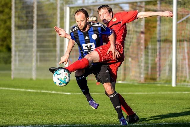 FV Lörrach-Brombach schlägt den SC Lahr mit 1:0