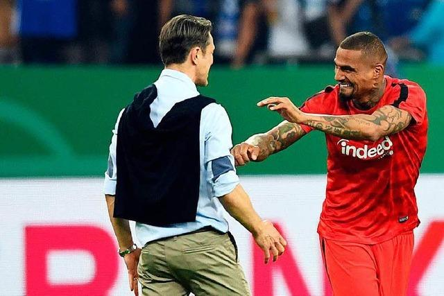 Niko Kovac trifft mit Frankfurt im Pokalfinale auf Bayern München