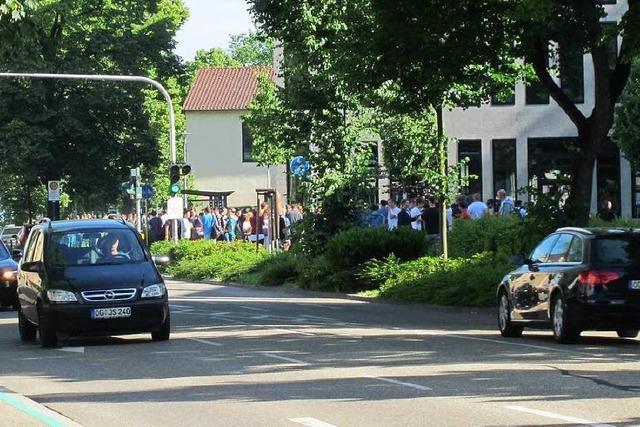 In Offenburg gilt künftig Tempo 30 vor Schulen und Altenheimen