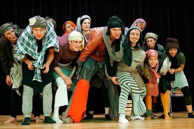Die Studi-Theatergruppe Tapentenwechsel führt Arthur Schnitzlers
