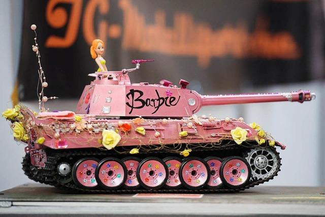 Barbie lehrt Technik