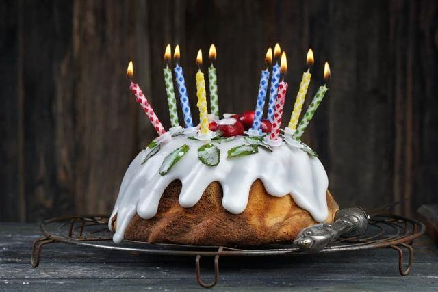 Geburtstag: Wie kommt es, dass wir uns selbst feiern?