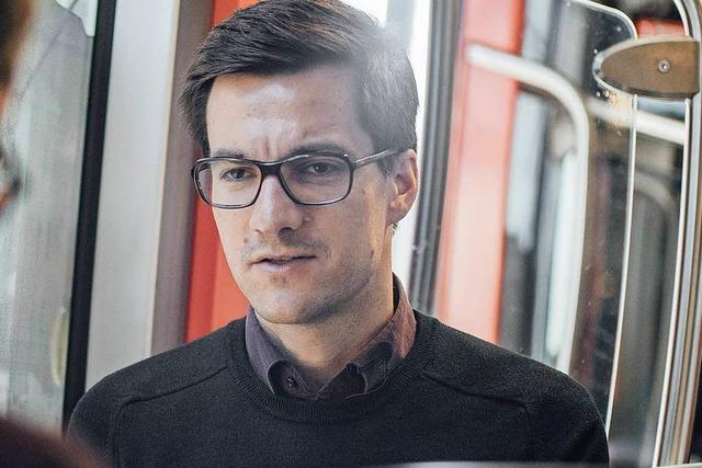 Last-Minute-Check: Martin Horn füllt fudders Fragebogen aus