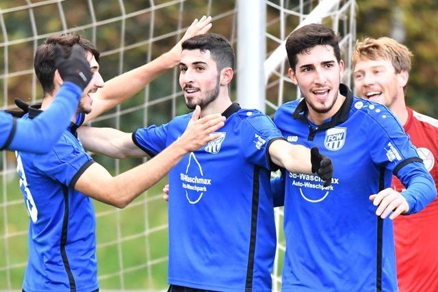 Tabellenführer FC Waldkirch sucht im Frühjahr noch seine Form