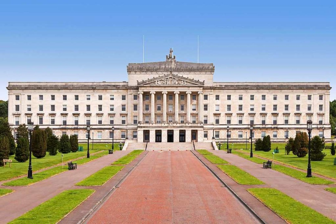 In der Northern Ireland Assembly in Be...er nordirische Regionalparlamentarier.  | Foto: ©kilhan - stock.adobe.com