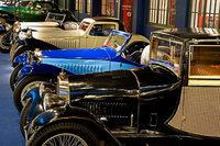 Das weltgrößte Automobilmuseum erkunden, BZ-Leserfahrt zur Cité de l'Automobile in Mulhouse / Inklusive Stadtführung