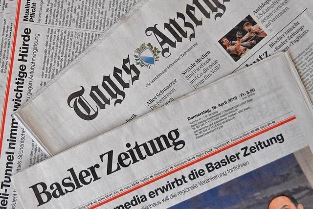 Was der Verkauf der Basler Zeitung für den Zeitungsmarkt bedeutet