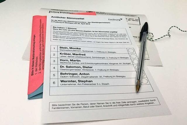 Was Freiburger Jugendliche sich von den OB-Kandidierenden wünschen