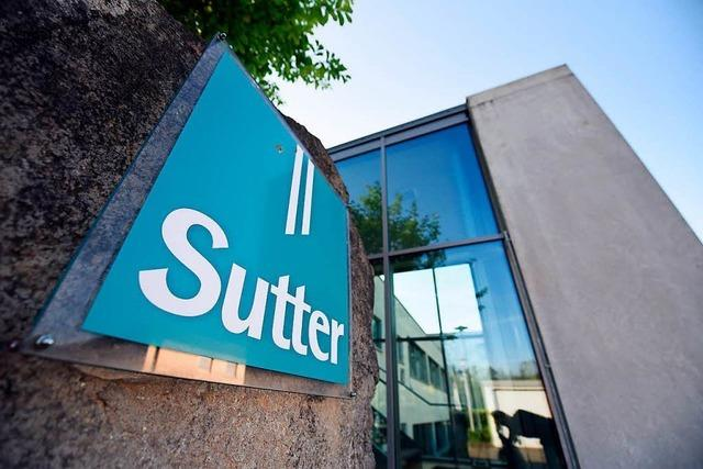 Medizintechnikfirma Sutter zieht von Freiburg nach Emmendingen