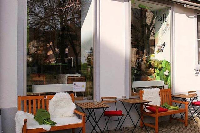 Das Café Fabelhaft in Herdern schließt