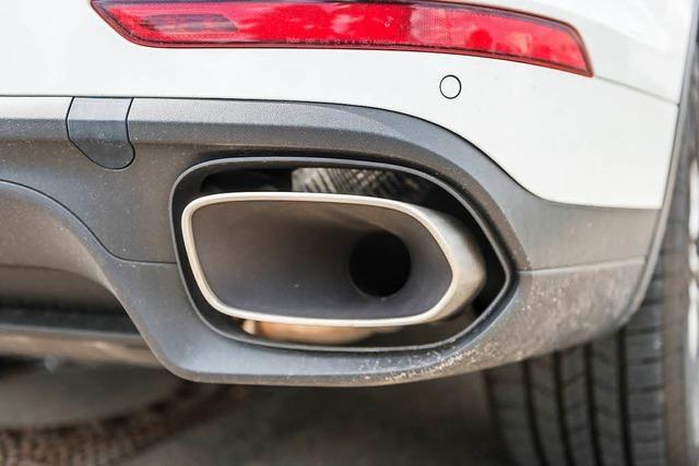 Porsche-Mitarbeiter nach Diesel-Durchsuchungen in Untersuchungshaft