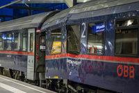 Dutzende Verletzte bei Zugunglück in Salzburg