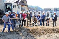 Startschuss für den Neubau der Elektrizitätswerke Schönau