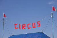 Der Zirkus Mustang zieht von Wittnau weiter nach Bollschweil