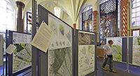 Ausstellung der Architektur-Modelle zum Dietenbach