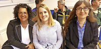Nadine Knoth ist neue Managerin für Integration