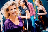"""Weltstar Anne-Sophie Mutter: """"Ich trau' dem Publikum einiges zu"""""""