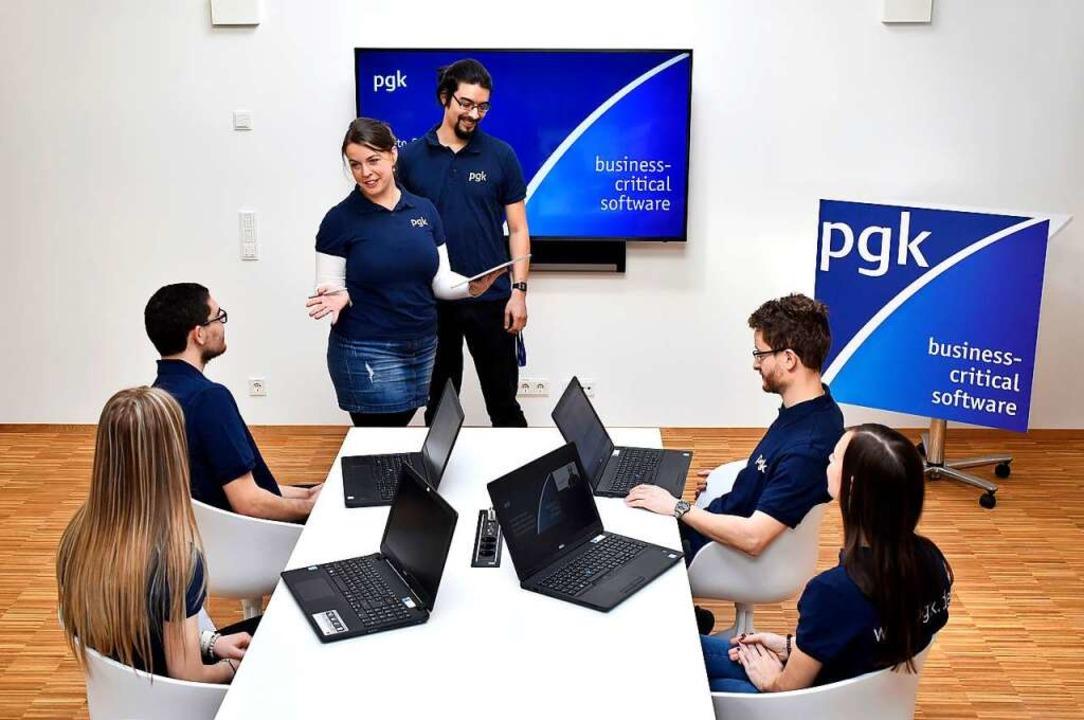 PGK Software, Denzlingen  | Foto: Thomas Kunz