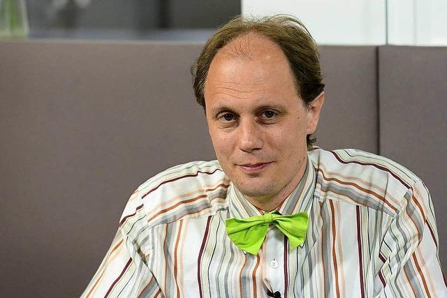 Last-Minute-Check: Manfred Kröber füllt fudders Fragebogen aus
