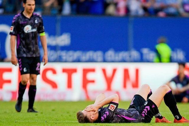 Freiburg verliert in Hamburg 0:1