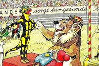 Zeichner der legendären Lurchi-Hefte stammt aus Freiburg