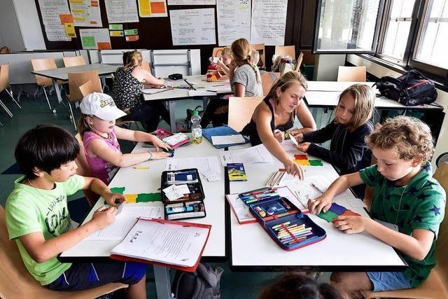 Zusätzliche Förderung für Grundschulkinder in Neustadt