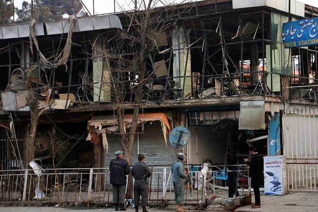 Mehr als 30 Tote und 50 Verletzte bei Selbstmordanschlag in Kabul