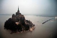Mont Saint-Michel nach Drohungen evakuiert