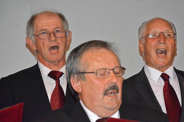 Fotos: Ötlinger Sänger feiert das 175-jährige Bestehen ihres Vereins