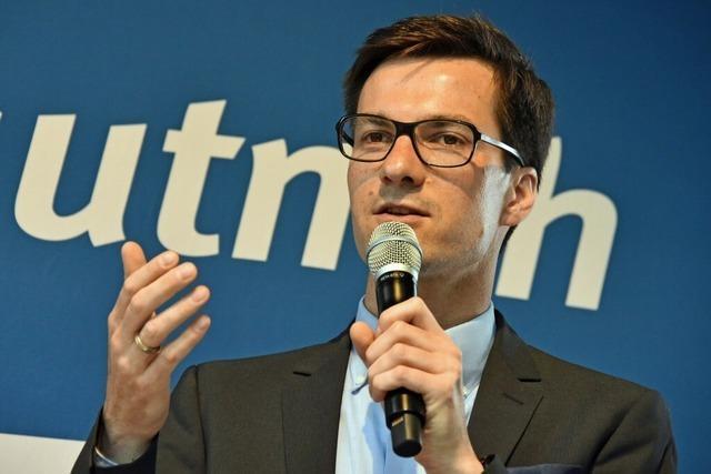 Horn liegt vorn: Denkzettel für Amtsinhaber Salomon im ersten Wahlgang