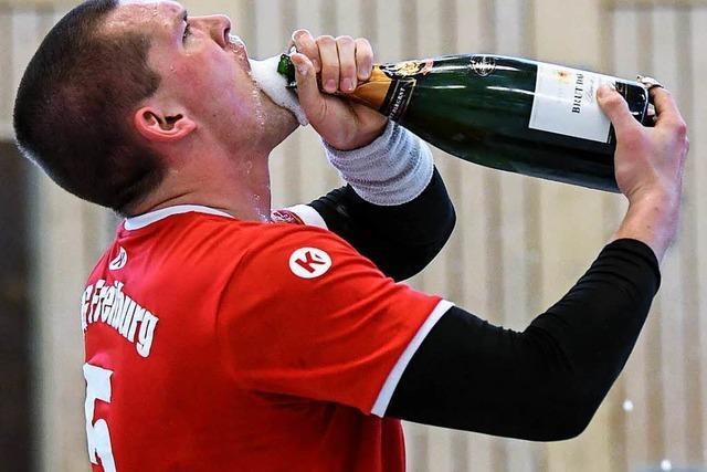 HSG Freiburg ist Handballmeister der Landesliga