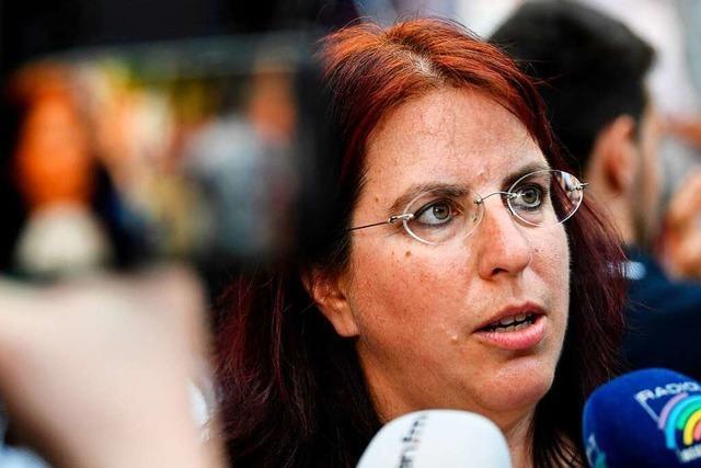 OB-Wahl in Freiburg: Wird Monika Stein zurückziehen?