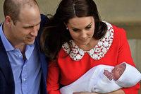 Der kleine Prinz entzückt die Briten