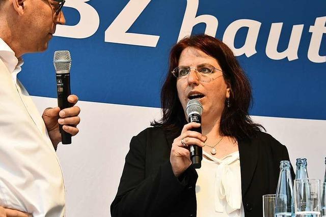 Monika Stein kann in mehrfacher Hinsicht für ein Novum sorgen