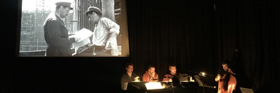 Drei Freiburger Jung-Komponisten erzählen von ihrem Filmmusik-Studium
