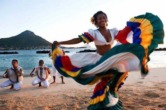 Paradies im Indischen Ozean