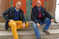 André Schann und Florian Metz konzertieren in Wyhlen und Lörrach-Brombach
