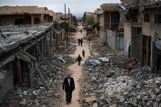 Todesstrafe für Mannheimer Islamistin im Irak in Haft umgewandelt
