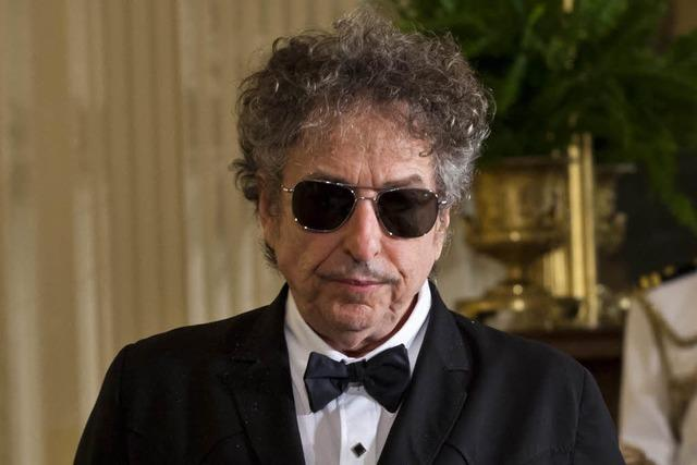 Bob Dylan in Baden-Baden: That's Entertainment!