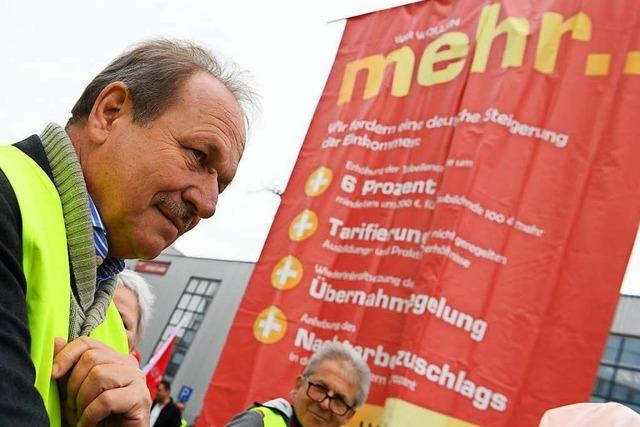 Tarifabschluss kostet Offenburg 2,9 Millionen Euro mehr