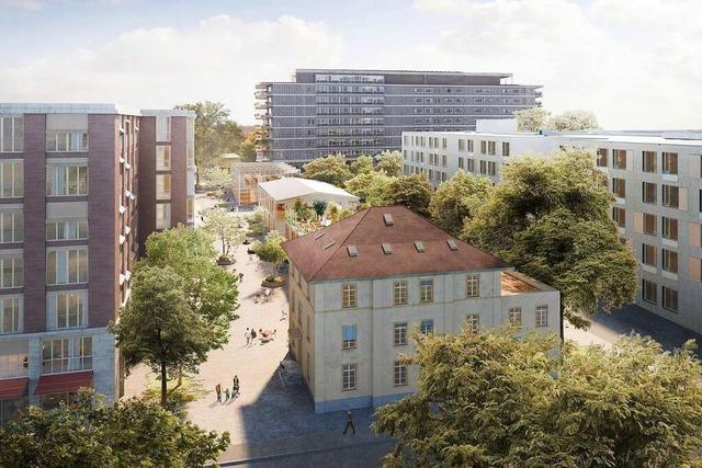 Genossenschaftliches Bauen: Dörfer in den Städten