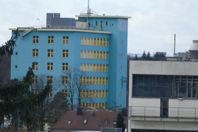 BASF stellt Triclosan-Produktion in Grenzach-Wyhlen ein