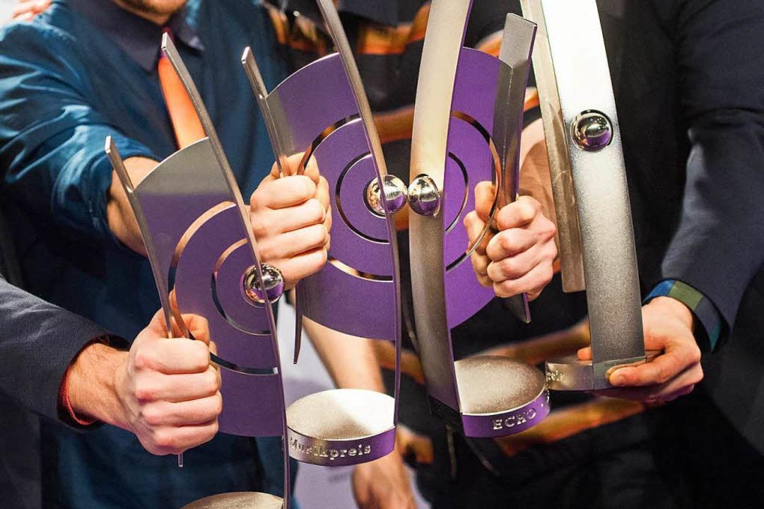 Vergangenheit: Der Musikbranchenpreis ...; wird in Zukunft nicht mehr vergeben.  | Foto: dpa